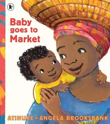 Baby goes to Market cover text, suggested book to turn into a Sensory Story.