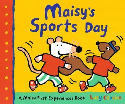 Maisy's Sports Day - Maisy (Hardback)