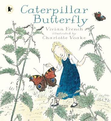 Caterpillar Butterfly - Nature Storybooks (Paperback)