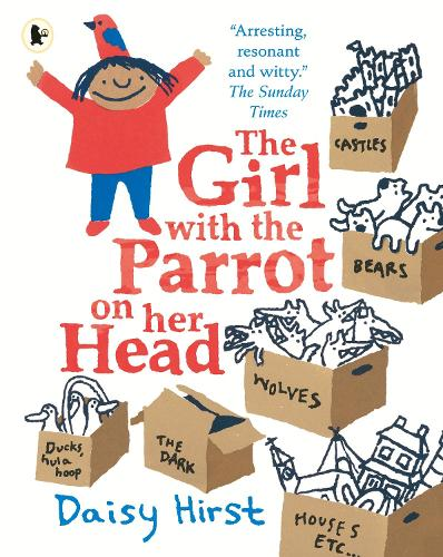 The Girl with the Parrot on Her Head (Paperback)