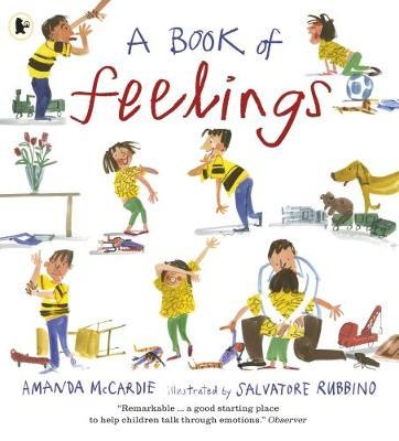 A Book of Feelings (Paperback)