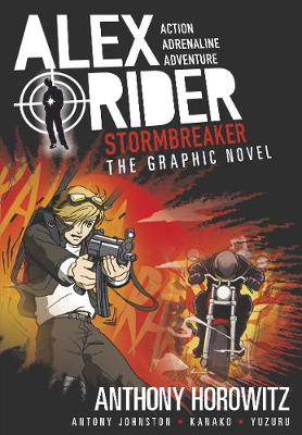 Stormbreaker Graphic Novel - Alex Rider (Paperback)