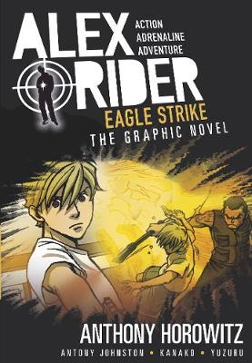 Eagle Strike Graphic Novel - Alex Rider (Paperback)