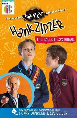 Hank Zipzer: The Ballot Box Brawl - Hank Zipzer (Paperback)