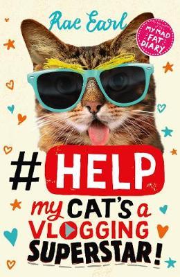 #Help: My Cat's a Vlogging Superstar! (Paperback)