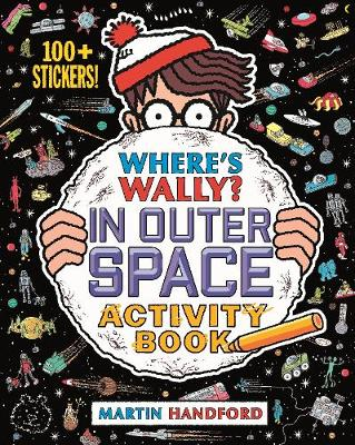 Where's Wally? In Outer Space: Activity Book - Where's Wally? (Paperback)