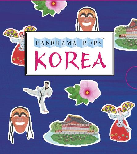Korea: Panorama Pops - Panorama Pops (Hardback)
