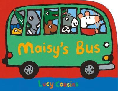 Maisy's Bus - Maisy (Board book)