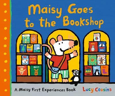 Maisy Goes to the Bookshop - Maisy (Hardback)