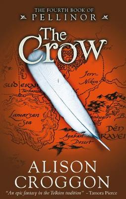 The Crow - The Five Books of Pellinor (Paperback)