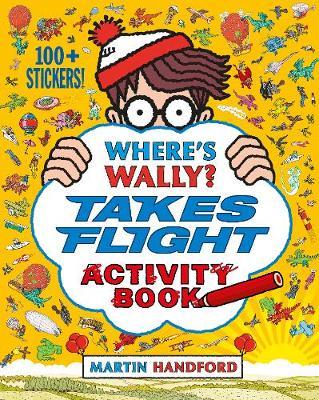 Where's Wally? Takes Flight: Activity Book - Where's Wally? (Paperback)