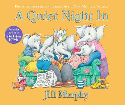 A Quiet Night In - Large Family (Paperback)