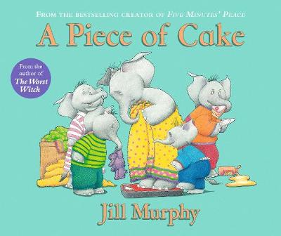 A Piece of Cake - Large Family (Paperback)