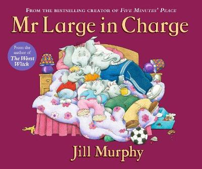 Mr Large In Charge - Large Family (Paperback)