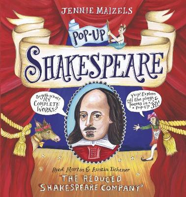 Pop-up Shakespeare: Every Play and Poem in Pop-up 3-D (Hardback)
