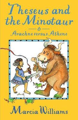Theseus and the Minotaur and Arachne versus Athene (Paperback)