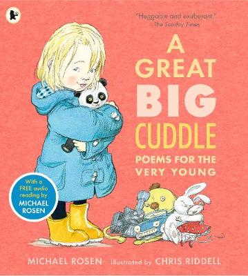 A Great Big Cuddle: Poems for the Very Young (Paperback)