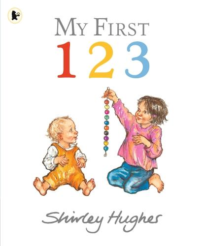 My First 123 (Paperback)