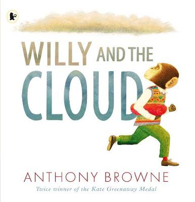 Willy and the Cloud - Willy the Chimp (Paperback)