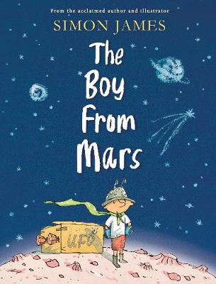 The Boy from Mars (Hardback)