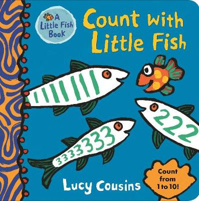 Count with Little Fish - Little Fish (Board book)
