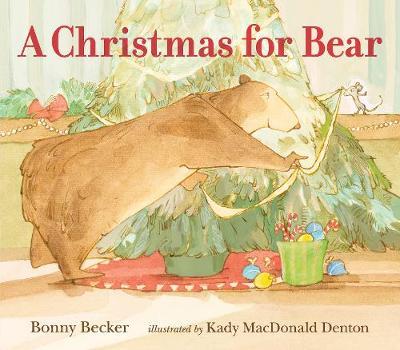 A Christmas for Bear (Hardback)