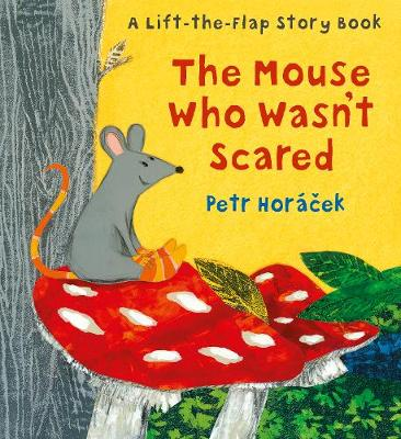 The Mouse Who Wasn't Scared (Hardback)