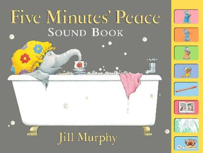 Five Minutes' Peace - Large Family (Hardback)