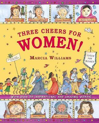 Three Cheers for Women! (Hardback)