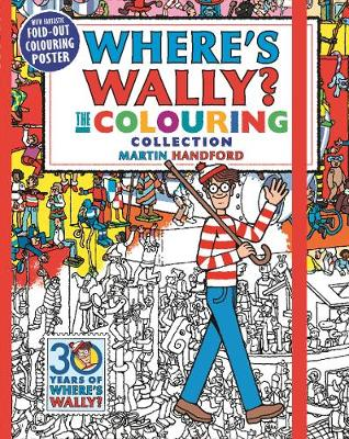 Where's Wally? The Colouring Collection - Where's Wally? (Paperback)