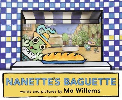 Nanette's Baguette (Paperback)
