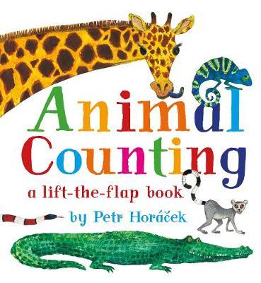 Animal Counting (Hardback)