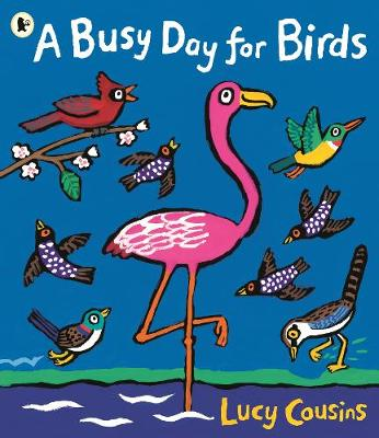 A Busy Day for Birds (Paperback)