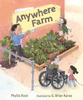 Anywhere Farm (Hardback)