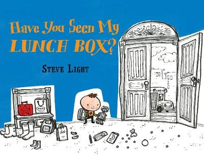 Have You Seen My Lunch Box? (Board book)
