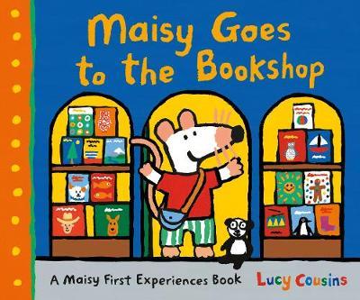 Maisy Goes to the Bookshop - Maisy (Paperback)