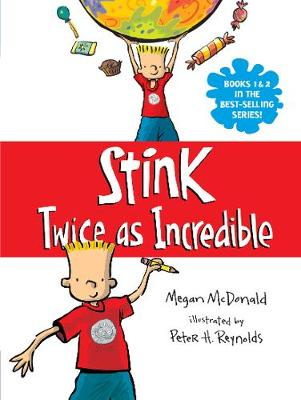 Stink: Twice as Incredible - Stink (Paperback)