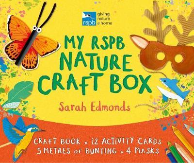 My RSPB Nature Craft Box: Make and Play (Hardback)