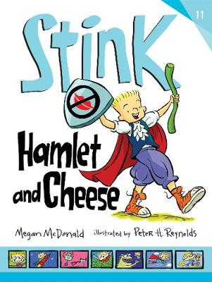 Stink: Hamlet and Cheese (Paperback)