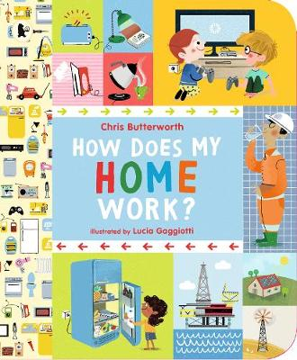 How Does My Home Work? (Paperback)