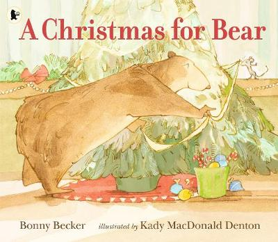 A Christmas for Bear - Bear and Mouse (Paperback)