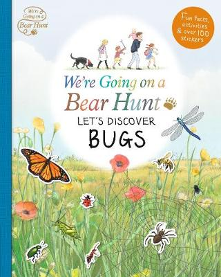 We're Going on a Bear Hunt: Let's Discover Bugs (Paperback)