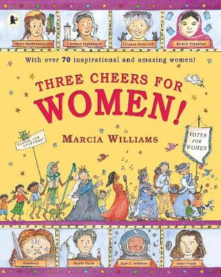 Three Cheers for Women! (Paperback)