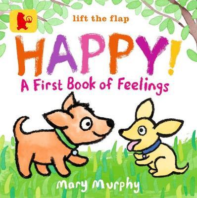 Happy!: A First Book of Feelings - Baby Walker (Board book)
