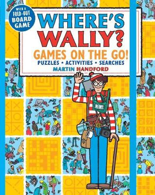 Where's Wally? Games on the Go! Puzzles, Activities & Searches (Paperback)