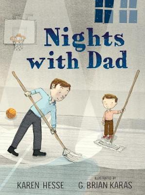 Nights with Dad (Hardback)