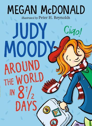 Judy Moody: Around the World in 8 1/2 Days - Judy Moody (Paperback)