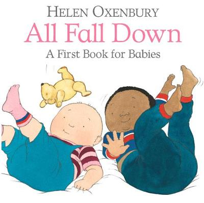 Cover of the book, All Fall Down.