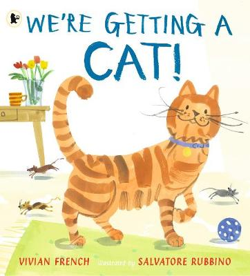 We're Getting a Cat! (Paperback)