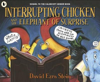 Interrupting Chicken and the Elephant of Surprise (Paperback)